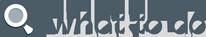 WhatToDo Logo